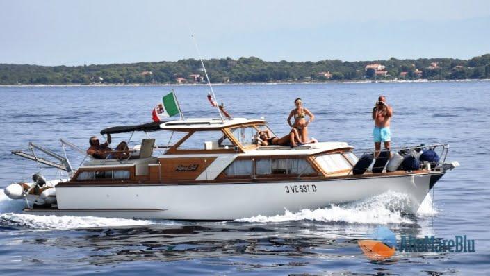Barca Classica Storebro Royal Cruiser