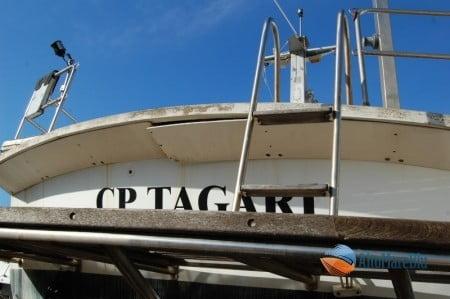 Barca classica ex CP 233 Super Speranza