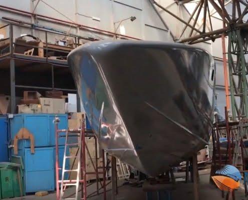 Barca Italcraft Drago