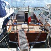 Poppa barca in vendita