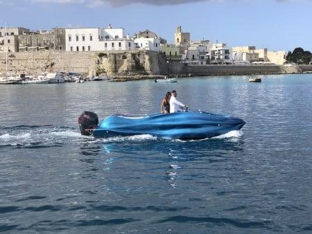 La prima barca al mondo stampata in 3d