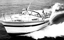 Bora Major in navigazione
