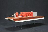 Slitta marina modello Petroli