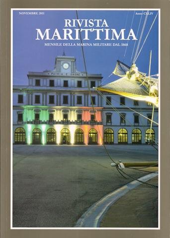 rivista marittima nov 2011