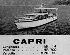 Baglietto Capri