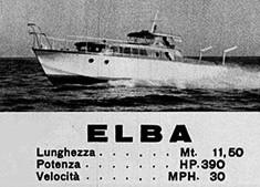 Baglietto Elba