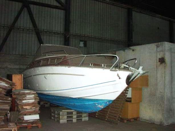 Restauro barca d'epoca Settimo Velo Levi
