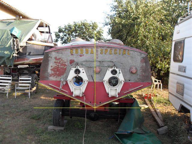 Salvatore gagliotta e la barca budda special - Il budda nello specchio ...