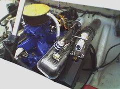 Mercruiser V8 7,4 cc.