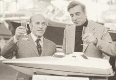 Gino Gervasoni e Sonny Levi