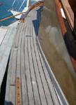 Restauro ponte barca