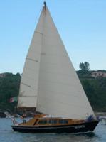 Fiuit in navigazione a vela