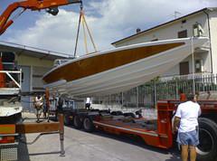 G50 barca d'epoca Levi