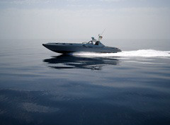 GdF Corbelli in navigazione