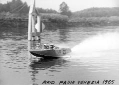 GB Frare in gara alla Pavia Venezia 1965