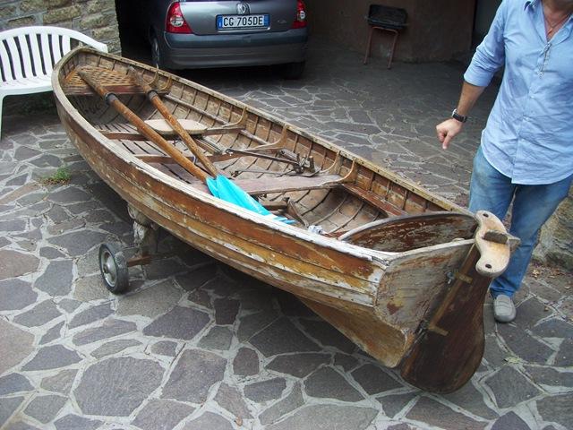 Vendita barche d 39 epoca for Barca lancia vetroresina