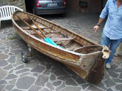 Lancia a klinker 1950 cant. Penco Roma a