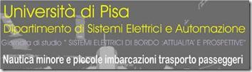 Elettricità e nautica minore Università di Pisa