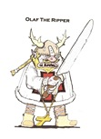 Olaf-the-ripper