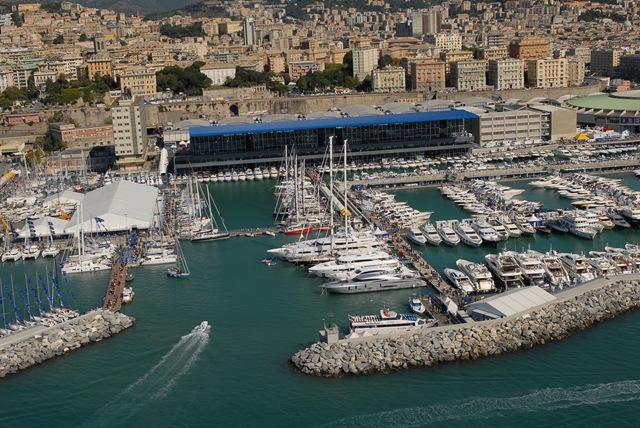 Nautica: Salone di Genova 2008