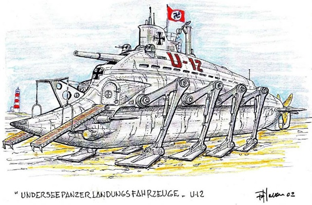 panzer harrauer
