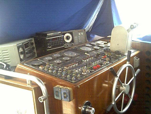 Restauro motovedetta Super Speranza ex CP 253 oggi Araba Fenice