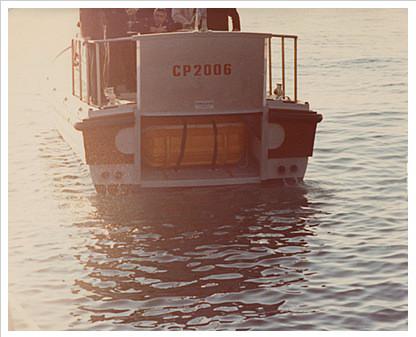 Storia delle Motovedette Capitaneria di Porto tipo Nelson CP 2006