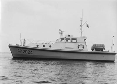 Storia delle Motovedette Capitaneria di Porto tipo Nelson CP 2024