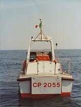 Storia delle Motovedette Capitaneria di Porto tipo Nelson CP 2055