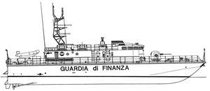 Nave Guardia di Finanza