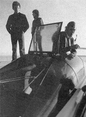 Nazca barca Levi - Posto di Comando