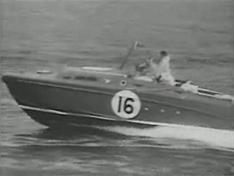 Barca Classica A' Speranziela - Cowes-Torquay 1963