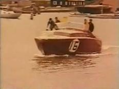 Barca Classica A' Speranziella 1963 Cowes Torquay