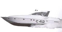 Barca Classica C 42 Paolo Caliari Cantiere Tecnomarine