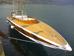 Barca Classica G.50 Cantiere Delta