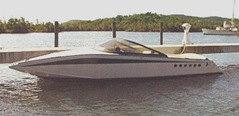 Barca Classica Mini Drago Sirroso Isole Vergini