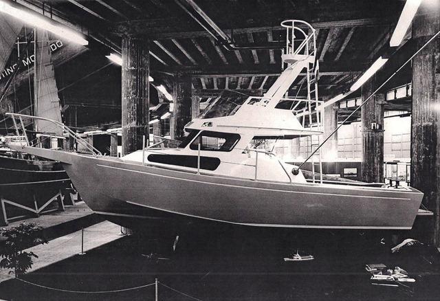 Sport fisherman Blue Shark - 99 barche di Franco Harrauer