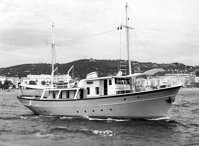 Tawler Yacht - 99 barche di Franco Harrauer