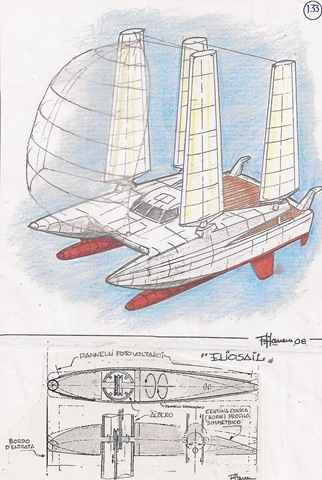Eliosail Catamarano