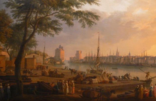 J. Vernet – La Rochelle