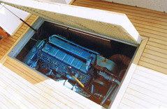 8 Vano motori a dritta Perkins 220 HP TD
