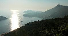Porto antico Dubrovnik e panorama