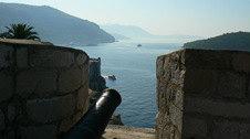 Dubrovnik - Vista dalle mura