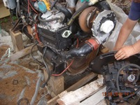 Motore Isotta Fraschini 001
