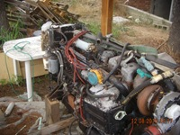 Motore Isotta Fraschini 002
