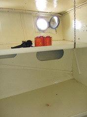 Interni Barca d'epoca CP 233