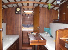 Roar 33 cabina principale