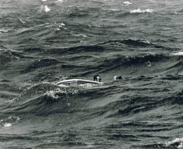 gare offshore anni 60' niente casco e mare a volontà