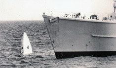 L'affondamento del Magnum di Vincenzo Balestrieri durante la Cowes-Toruqay del 1968. Usando spesso questa barca Aronow, l'anno precedente, aveva vinto il titolo mondiale. Un gruppo di subacquei inglesi recuperò lo scafo e si scoprì che la causa dell'affondamento era dovuta al distacco dei tubi di scarico.