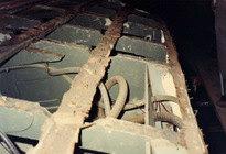4. Agathos fasi di demolizione dell fondo carena